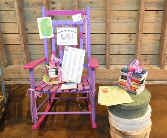 book club chair