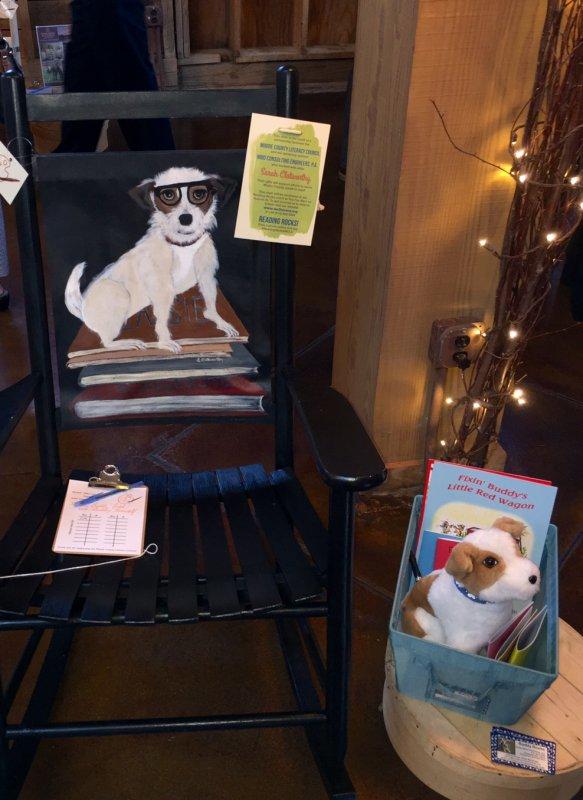 Buddy chair